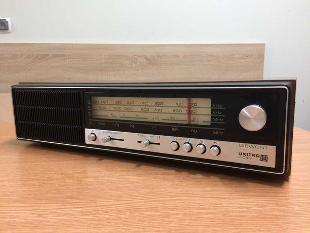 Radio Unitra Diora Giewont DMP 413 Przestrojone - Super stan