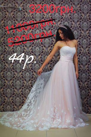 Срочно! Свадебные и вечерние платья!