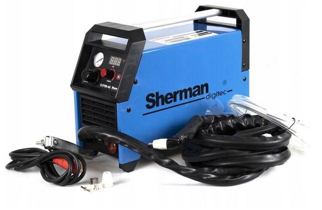 Spawarka Sherman TIG 200 DC MMA 2w1 HF DigiTig 200 i plazma cut 40