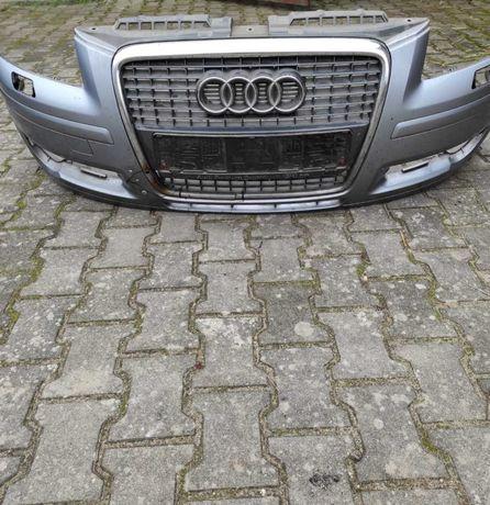 Audi A3 8P zderzak przód  przedni uszkodzony s line