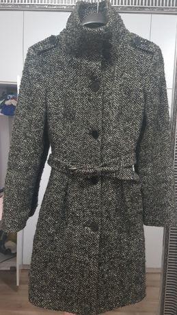 Тёплое пальто ZARA