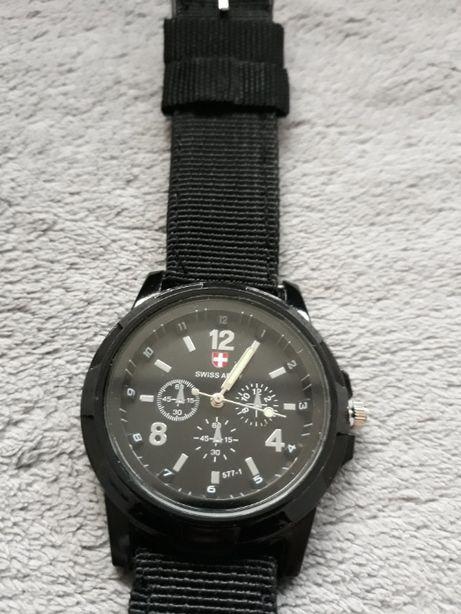Zegarek SWISS ARMY, kwarcowy zegarek na co dzień
