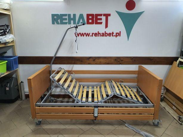 Łóżko rehabilitacyjne medyczne szpitalne 24H dowóz montaż