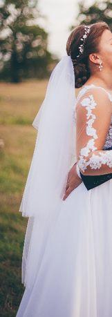 Welon 100 cm  ślub