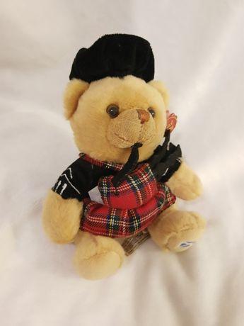 Maskotka pluszowy miś niedźwiadek Keel Toys Szkot 20cm pluszak