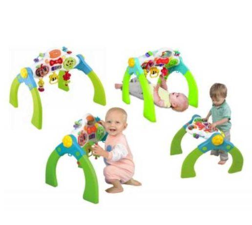 Smily Play Muzyczne Centrum Aktywności 3w1 stolik edukacyjny 0+