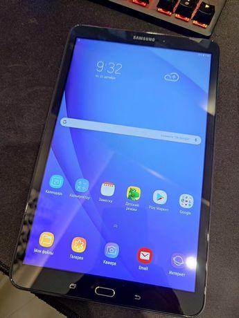 Планшет Samsung Galaxy Tab A 16GB Black + оригинальный магнитный чехол