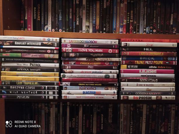 Filmy dvd około 300 sztuk