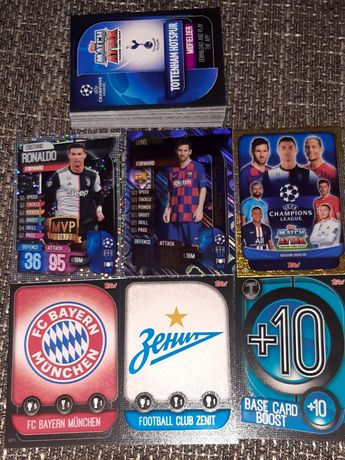Karty Match Attax 2019/2020