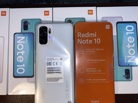 Xiaomi Redmi Note 10 4/64, 4/128