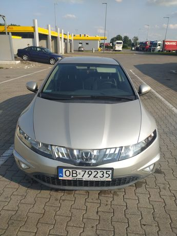 Honda Civic FK1 5D