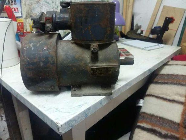 Взрывозащищенный електродвигатель 1.1 квт,3000 об.