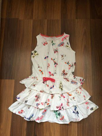 Милое платьице H&M на 5/6 лет