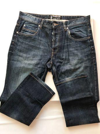 Джинсы,брендовые синие джинси 72D REGULAR.Італія