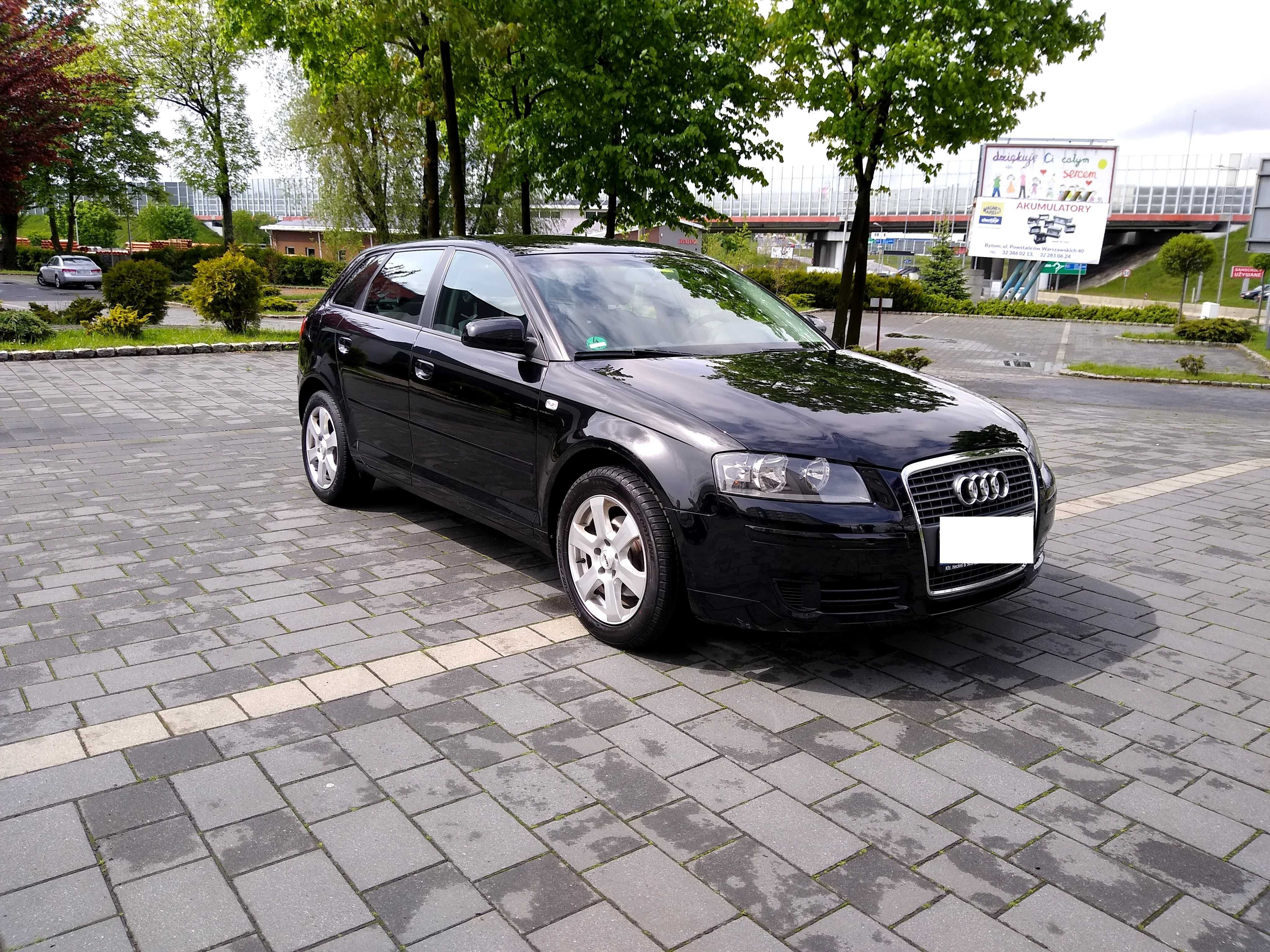 Audi A3  8P Lift   Sportback 1,6 B, Klima Zamiana