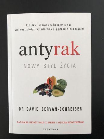 Antyrak dr David Servan-Schreiber