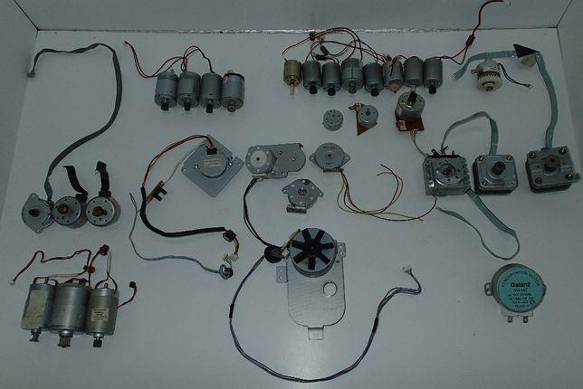 Micro motores e motores de passo