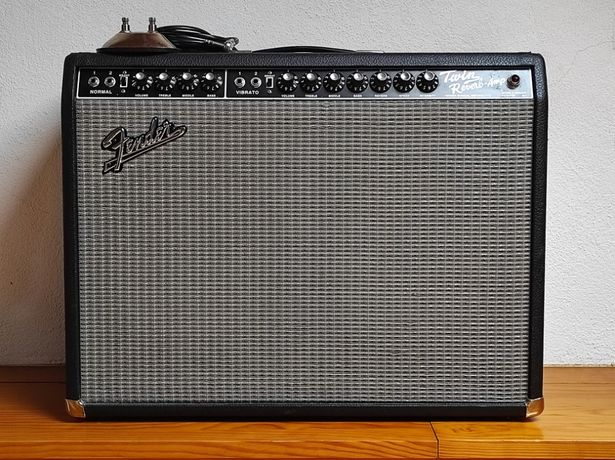 Fender 65 Twin Reverb Reissue - 1996