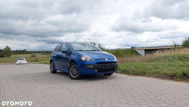 Fiat Punto Evo Fiat Punto EVO stan BDB klima alufelgi.
