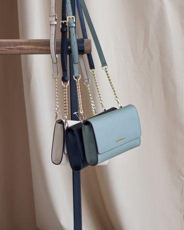 Прлжам сумки MICHAEL KORS Saffiano Leather 3-In-1 Crossbody