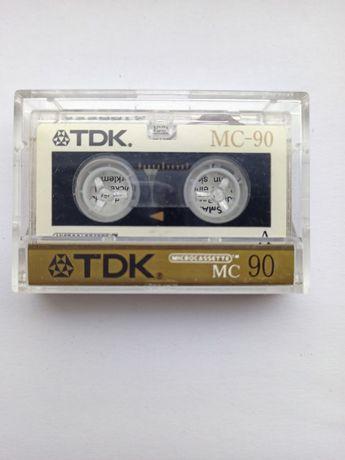 Кассета мини для диктофона автоответчика TDK