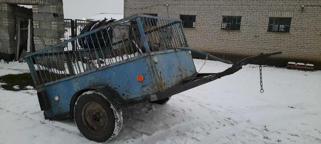 wózek rolniczy sam dwukółka