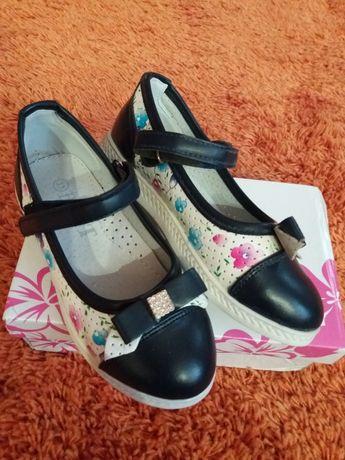 Новые туфли босоножки BBT.kids 18,5см