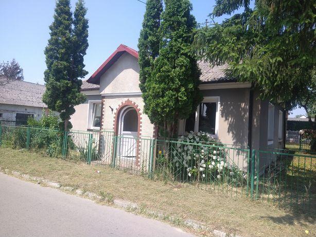 Dom z działką w Ostrowie Lubelskim