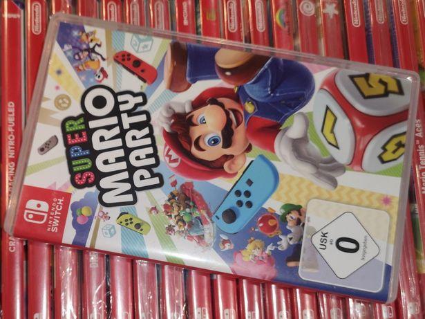 Super Mario Party gra Nintendo Switch (sklep kioskzgrami)