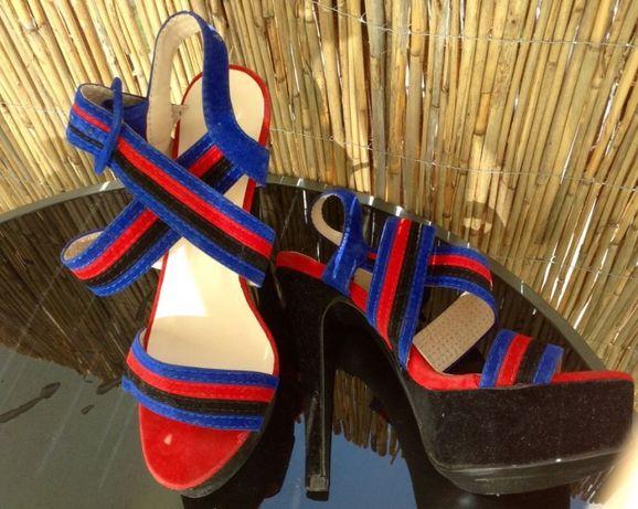 Szpilki nowe 37 sandały