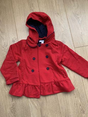 Трикотажный пиджак ( кофта) Okaidi 94 см 3 года