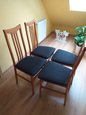 Krzesła 4 sztuki, 50 zł sztuka, zestaw krzeseł