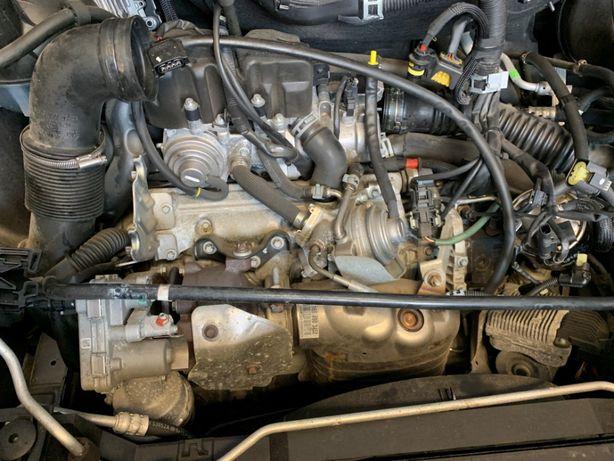 Mercedes A klasa W169 LIFT TURBOSPRĘŻARKA Turbo TURBINA elektryczna