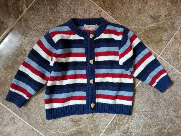 Sweterek chłopięcy roz.80