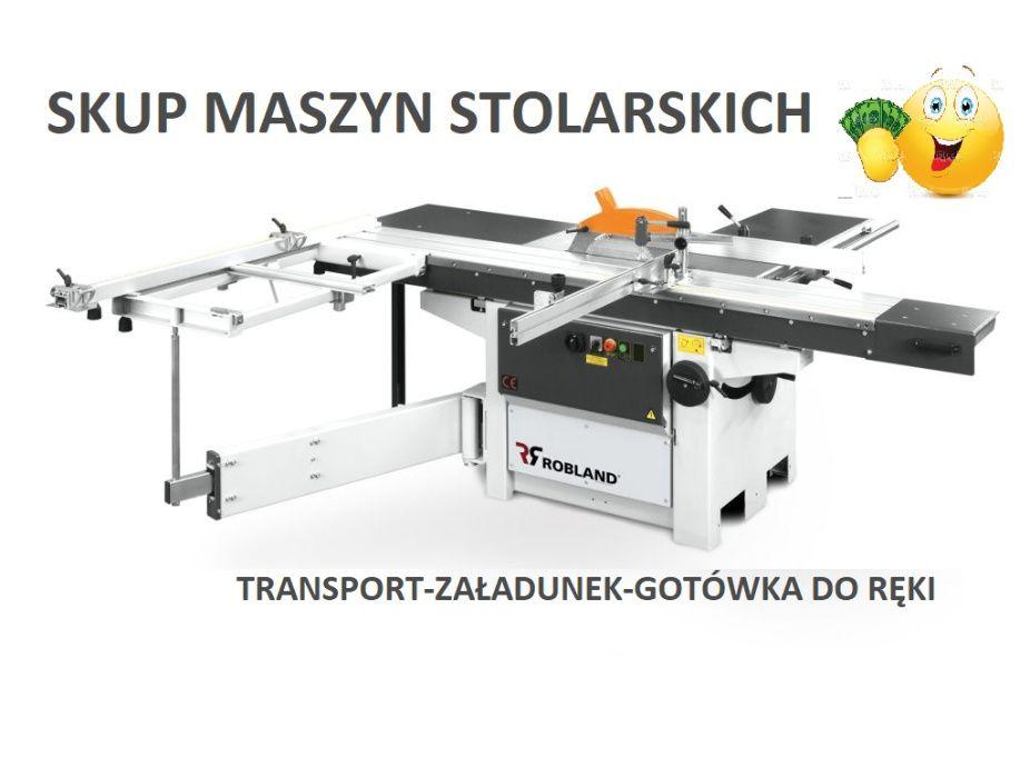 SKUP Maszyn Stolarskich SCM Robland Felder Hammer Piła formatowa Kalwaria Zebrzydowska - image 1
