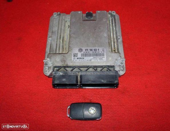 Conjunto de centralina VW Crafter 2.5 TDI 11´ (CECA)