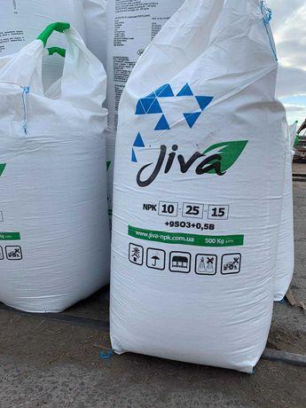 Продам Минеральное Удобрение JIVA NPK