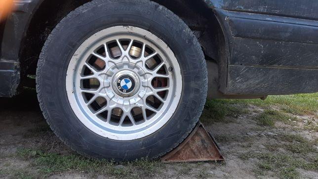 Титан BBS R15 BMW 5/120