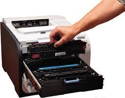 заправка лазерных картриджей ремонт принтеров