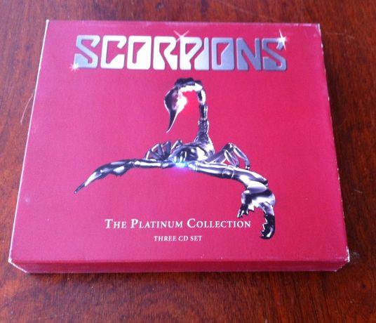 triplo album Scorpions