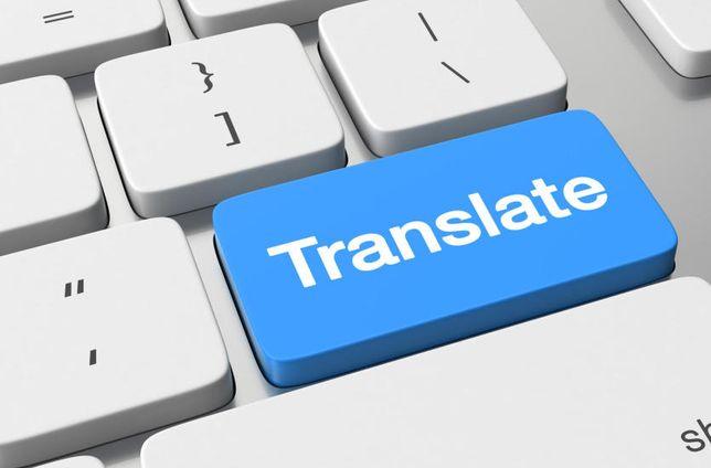Tłumaczenia, szybka realizacja zleceń, tanio