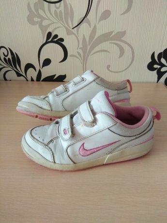 Кроссовки Nike кожа 21 см