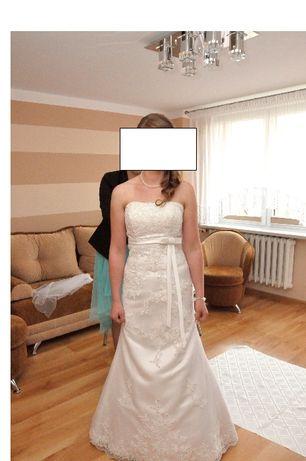 Suknia ślubna sukienka