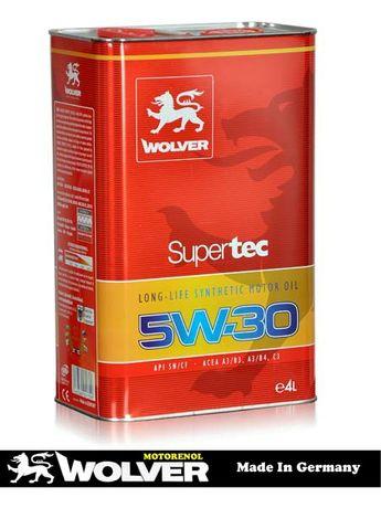 Продам моторное масло Wolver 5W-30