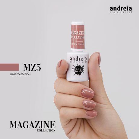 Verniz Gel Andreia cor MZ5 (NOVO)