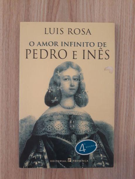 O Amor Infinito de Pedro e Inês, Luís Rosa
