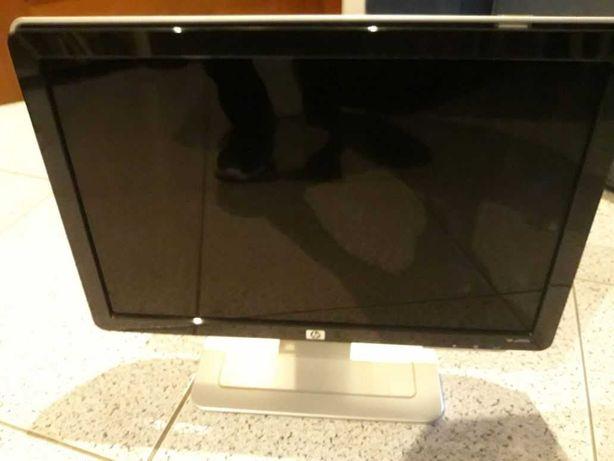Monitor HP w1907v LCD IPS 19 polegadas