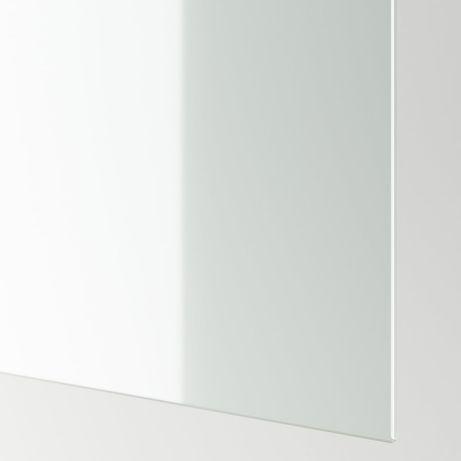 SEKKEN PAX - 4 panele do ramy drzwi przesuwanych, szkło matowe