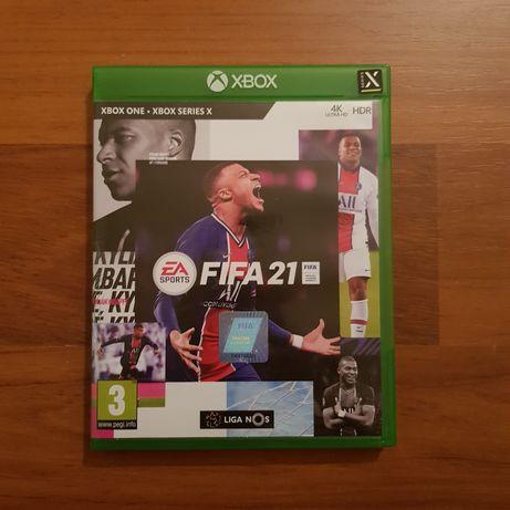URGENTE! Fifa 21 Xbox One