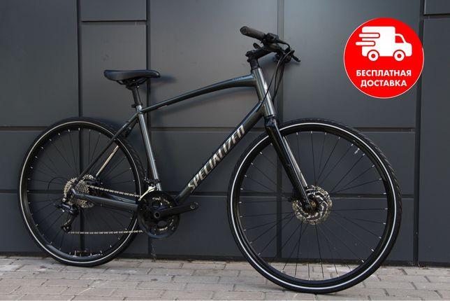 Городской велосипед Speciaized Sirrus cube trek merida canyon bmc gt